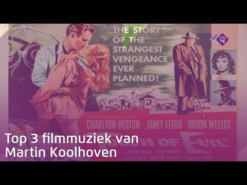 Beste filmmuziek volgens Martin Koolhoven