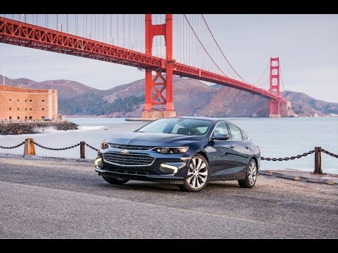 Real World Test Drive 2016 Chevrolet Malibu