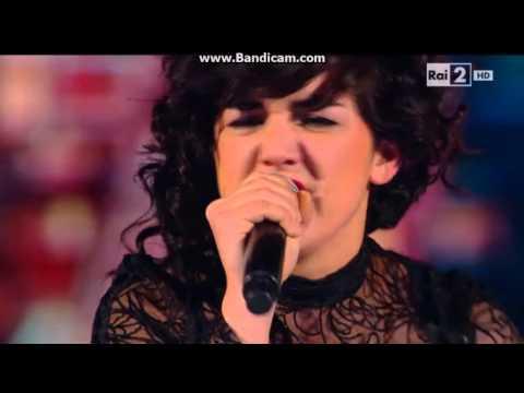 Alice Paba - A Mano A Mano [The Voice Of Italy 2016 - LiveShow]