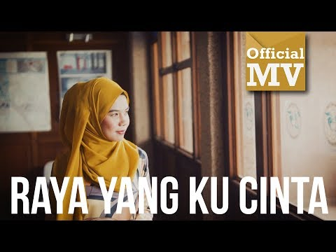 Kristal - Raya Yang Ku Cinta [Official Lyrics Video]