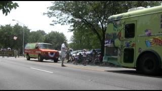 Skokie's Fourth of July Parade 2012