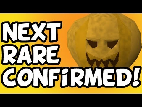 RuneScape Next Rare Confirmed! Skeleton Set & Jack Lantern Mask!