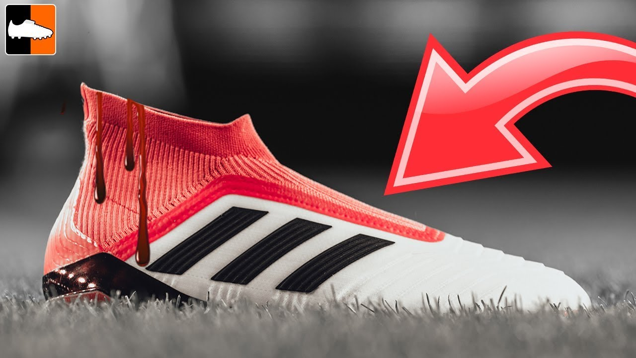Bloody New adidas Football Boots! - YouTube 5853ff5e90de