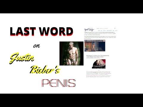 Justin Bieber's Penis_last word
