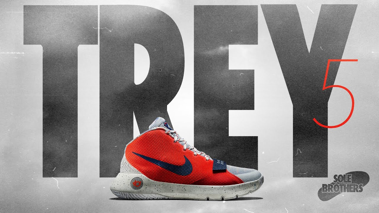 88880edbfee Nike KD Trey 5 III Performance Review! - YouTube