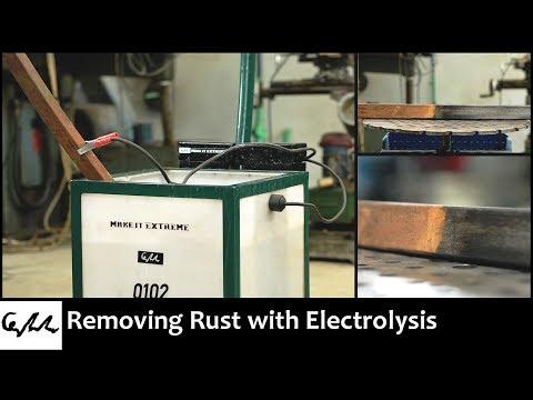 Making an Electrolysis tank