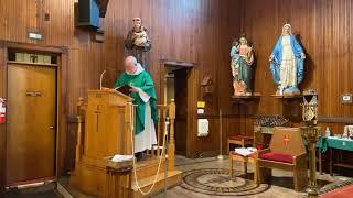 Mass, January 21, 2021