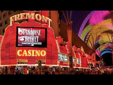 Fremont, Las Vegas, Nevada.