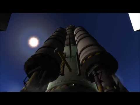 Moon Mission (A KSP Instrumental Music Video)