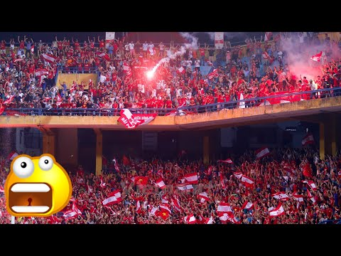 Bóng đá đỉnh cao - Sự cuồng nhiệt của cổ động viên Hải Phòng tại V-league chẳng kém gì Sansiro