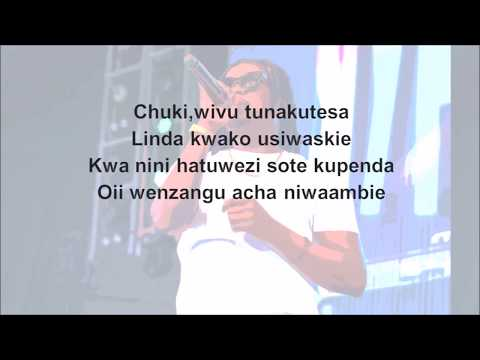 Nyashinski Hayawani (Lyrics)