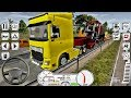 Euro Truck Evolution Simulator #7 Crazy Driver! - Truck Game Android IOS gameplay