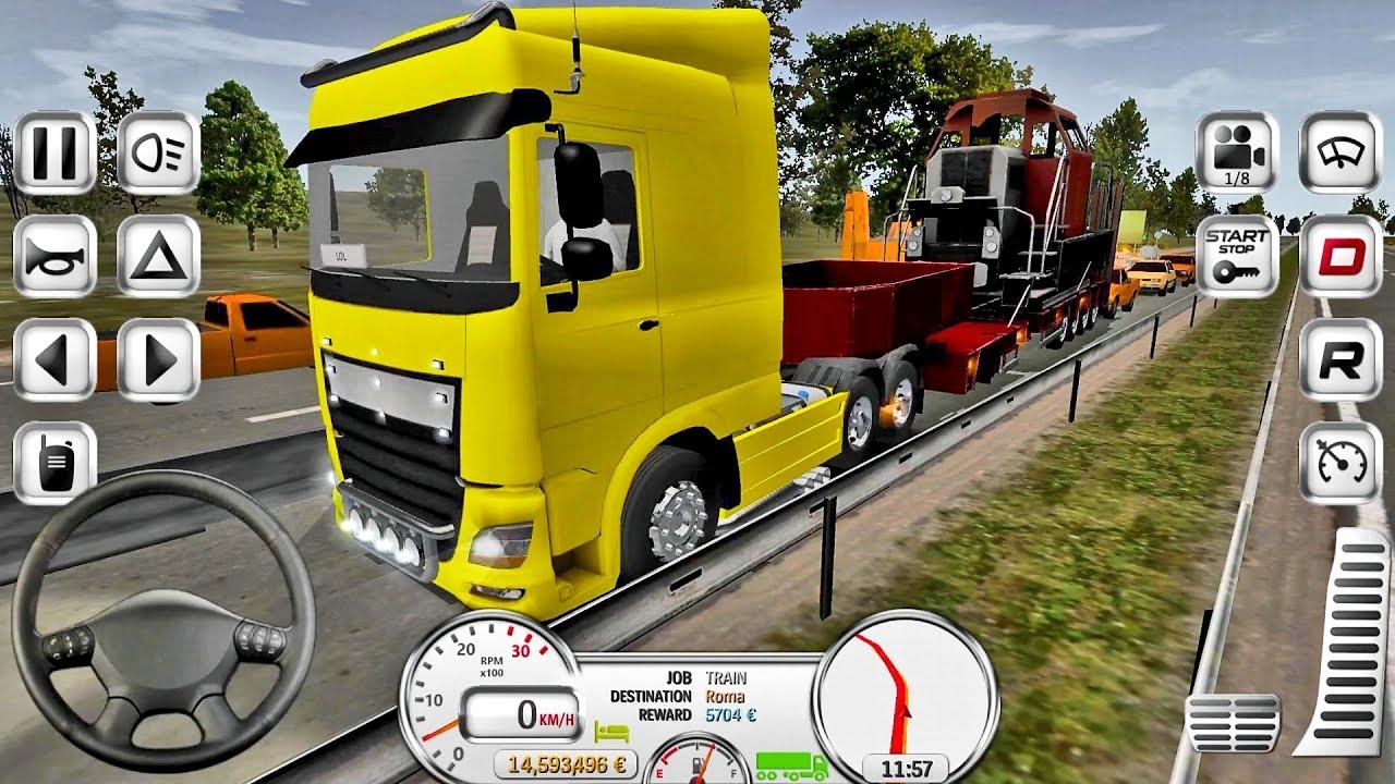 Truck Simulator 2018 : Europe APK 1.2.7 Download for ...