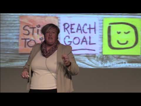 The Chemistry Of Happiness | Mary-Frances Hanover | TEDxCushingAcademy