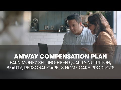 Amway Compensation Plan: How It Works | Amway