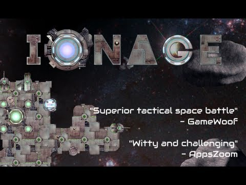 Ionage Official Trailer