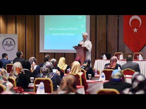 Aile ve Dini Rehberlik Merkezlerinde Hizmet Verimliliğini Artırma Çalıştayı