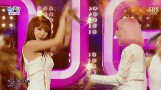 Gambar cover 2NE1_0714_SBS Inkigayo_나쁜기집애+FALLING IN LOVE