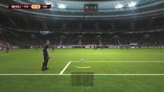 PES 2014:Europa League |Gameplay PC 1080p Full HD
