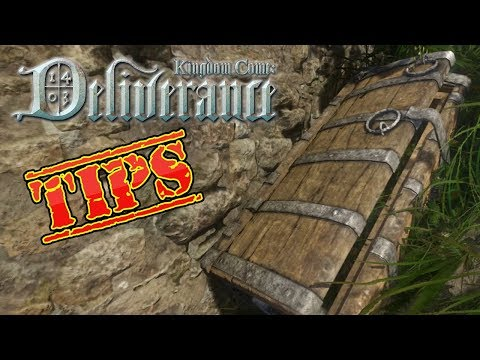 Kingdome Come: Deliverance | TIPS | BALIFFS LOOT