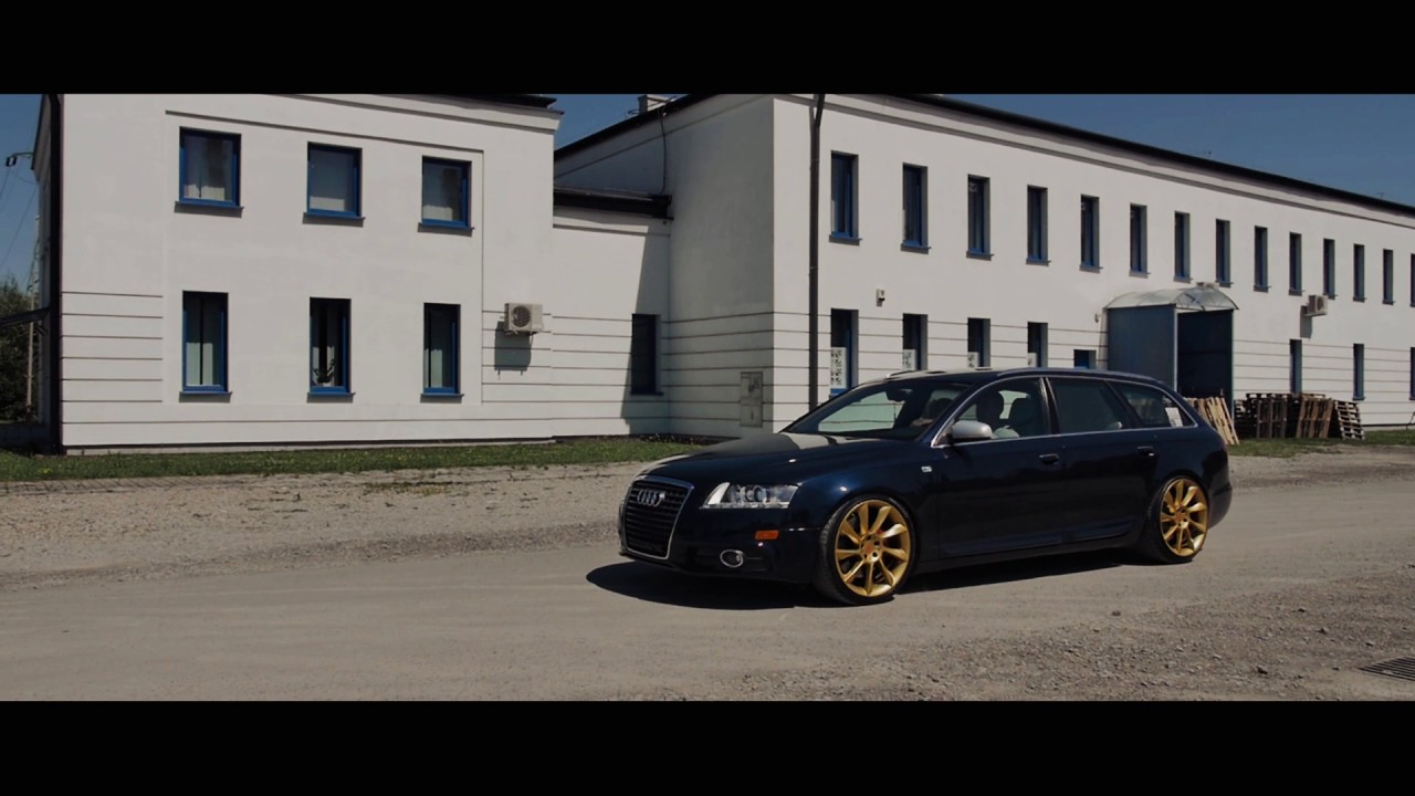 Lowered 1 Audi A6 C6 Youtube