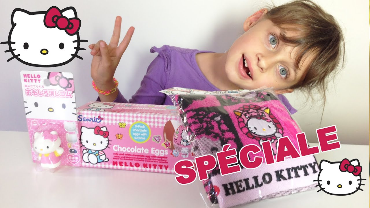 Chambre Hello Kitty Complet Latest Oeuf U Jouet Spciale Hello Kitty Oeufs Surprise