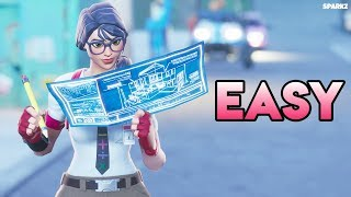 How To Make A 3D Fortnite Thumbnail In Playground! (EASY)
