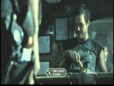 Walking Dead Scene - Rick Kills two guys in bar