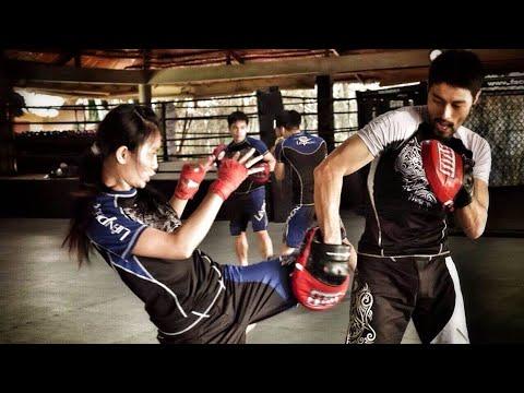 Lớp võ của Johnny Trí Nguyễn - Thành Phố Hôm Nay [HTV9 -- 04.06.2014]