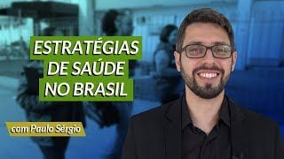 ESTRATÉGIA SAÚDE DA FAMÍLIA (ESF), atenção básica, NASF | Paulo Sérgio