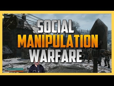 Social Manipulation Warfare