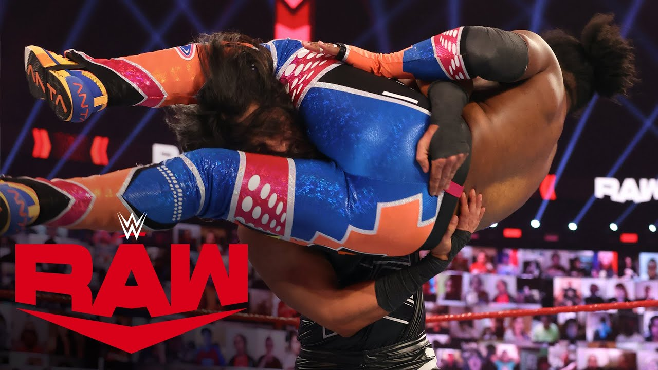 Xavier Woods vs. Mustafa Ali: Raw, Feb. 1, 2021