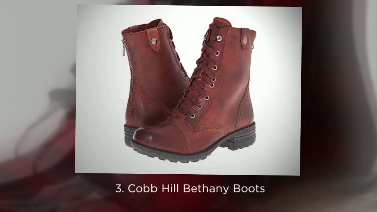 Best Red Combat Boots - Top 5 List for 2016