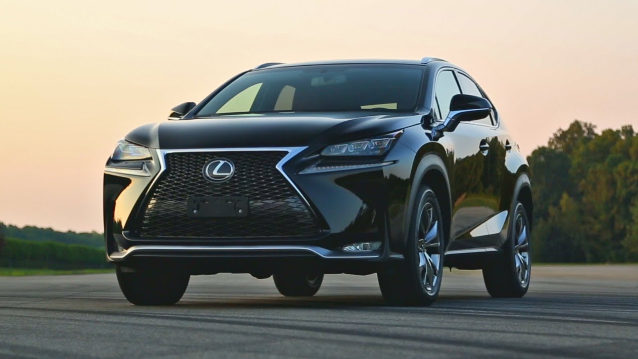 Talking Cars With Consumer Reports 40 Lexus NX