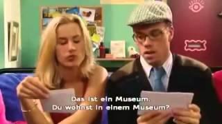 Изучение немецкого языка. Сериал Exstra, серия 1