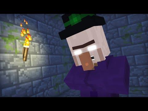 Witch & Villager Life V - Minecraft Animation