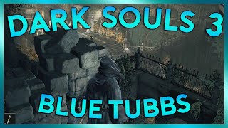 Dark Souls 3 Sorcerer Lets Play | BLUE TUBBS | Episode 7 (PC Gameplay)