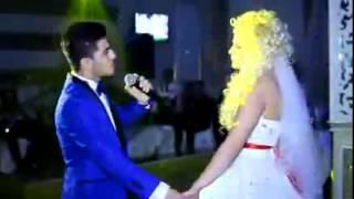 Музыкальный подарок от жениха невесте Блестящие