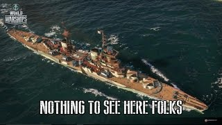 World of Warships - Nothing To See Here, Folks!