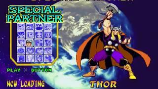 Marvel vs. Capcom - Special Partners