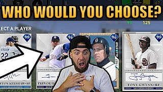 ANOTHER CRAZY DRAFT! NEW BATTLE ROYALE MLB THE SHOW 19!