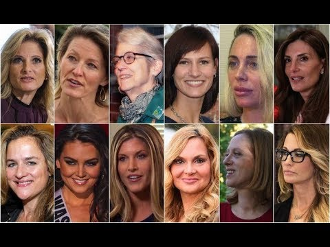 Trump Sexual Assault Accusers Unite, Demand Investigation