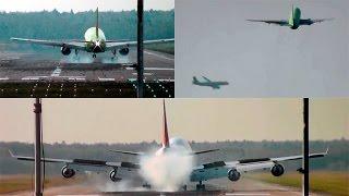 Аэропорт Домодедово . Когда отключают автопилот...
