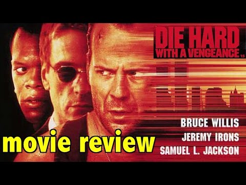 DIE HARD WITH A VENGEANCE - movie review