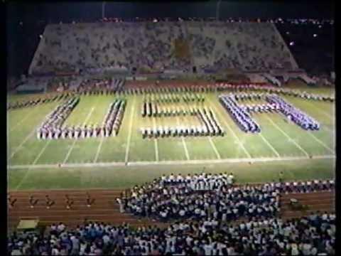 44th Annual Pigskin Music Jubilee (1986)