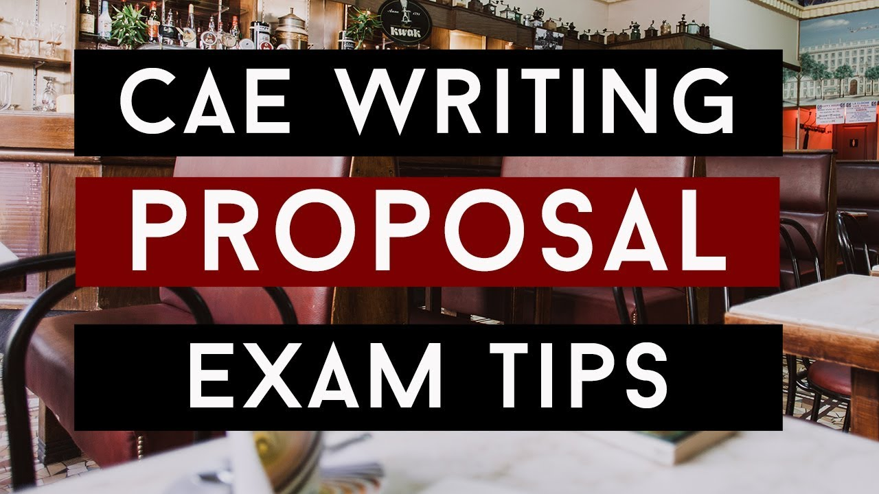 How to write a proposal for cae youtube how to write a proposal for cae spiritdancerdesigns Images