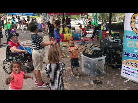 JACKSONVILLE EVENT | Earth Day Jax at The Jacksonville Landing