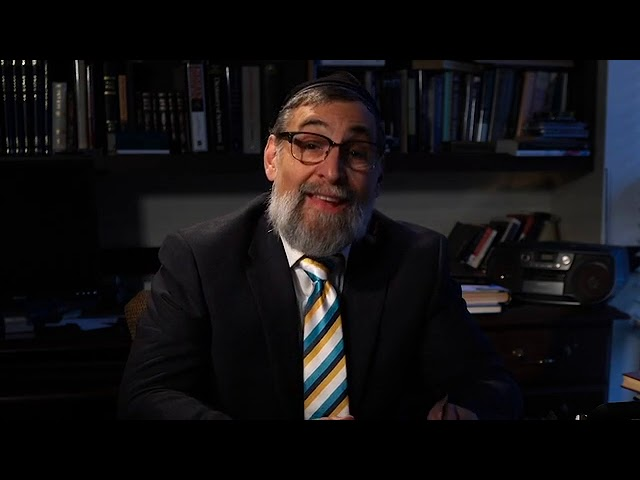 History video 2 -  5 Kislev - Rabbi Binyomin Friedman