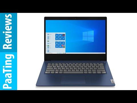 """Lenovo IdeaPad 3 14"""" Laptop FHD  (81W0003QUS) ✅ (Review)"""