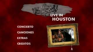RBD Live In Houston - Menu (30 de Novembro para Download)